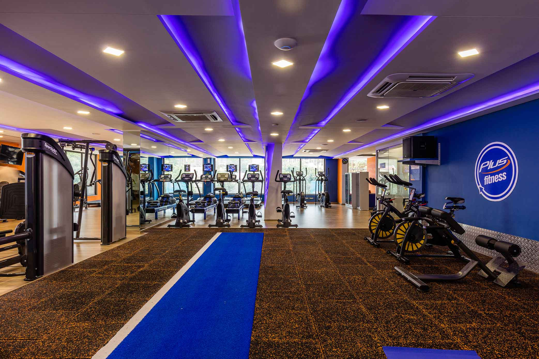 Plus Fitness South Bopal